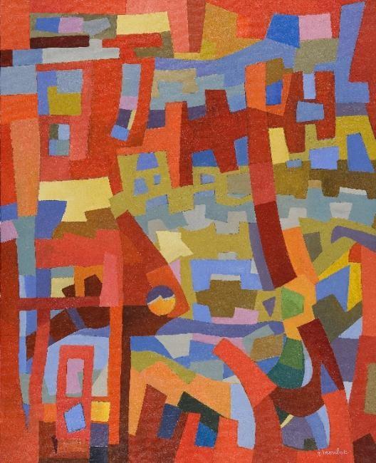 Georges Troubat - Venise, d'un pont à l'autre