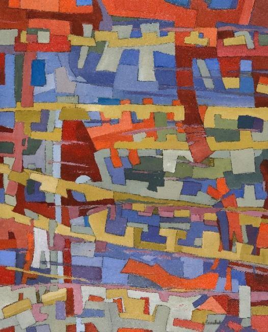 Georges Troubat - Escale à Burano