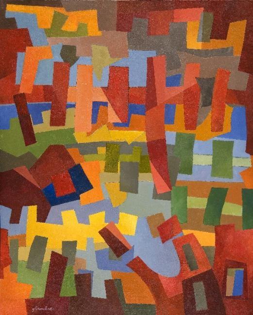 Georges Troubat - Murano, les couleurs de San Marco