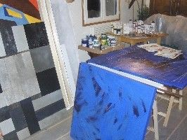 Georges TROUBAT change d'atelier