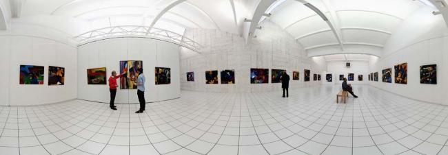 Georges Troubat - Visite immersive et sensorielle