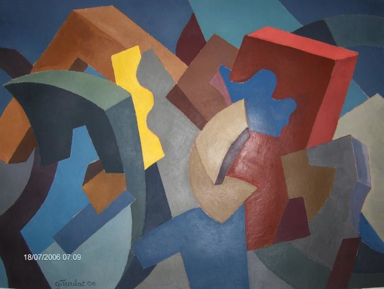 gouache 2006 40 x 54 cm